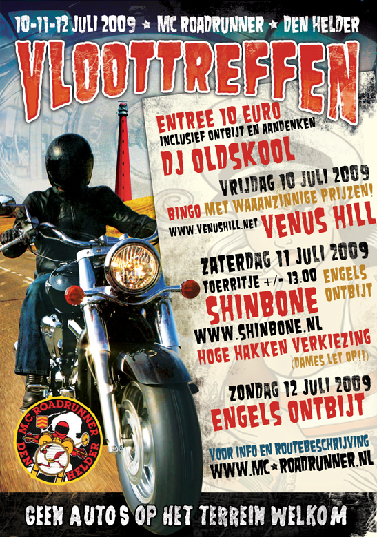 MC Roadrunner Flyer